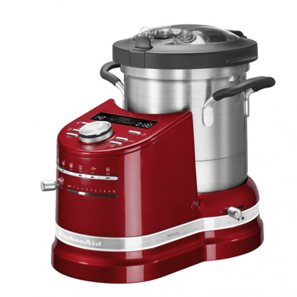 Кулинарный процессор 4.5 л. KitchenAid 5KCF0103EER красный