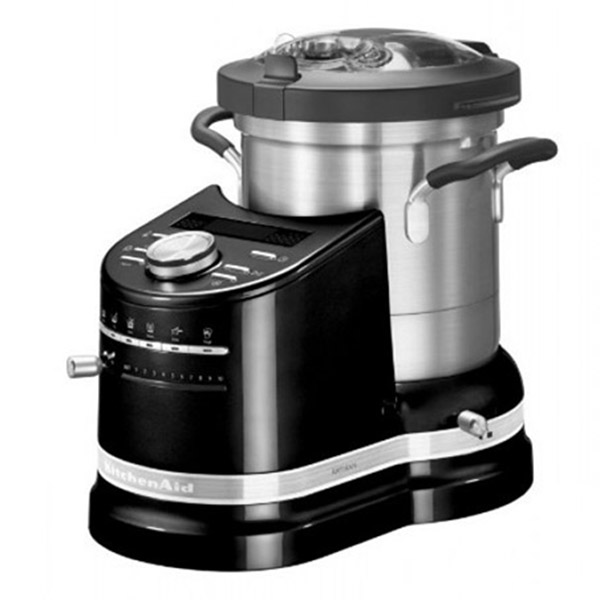 Кулинарный процессор 4.5 л. KitchenAid 5KCF0103EOB черный